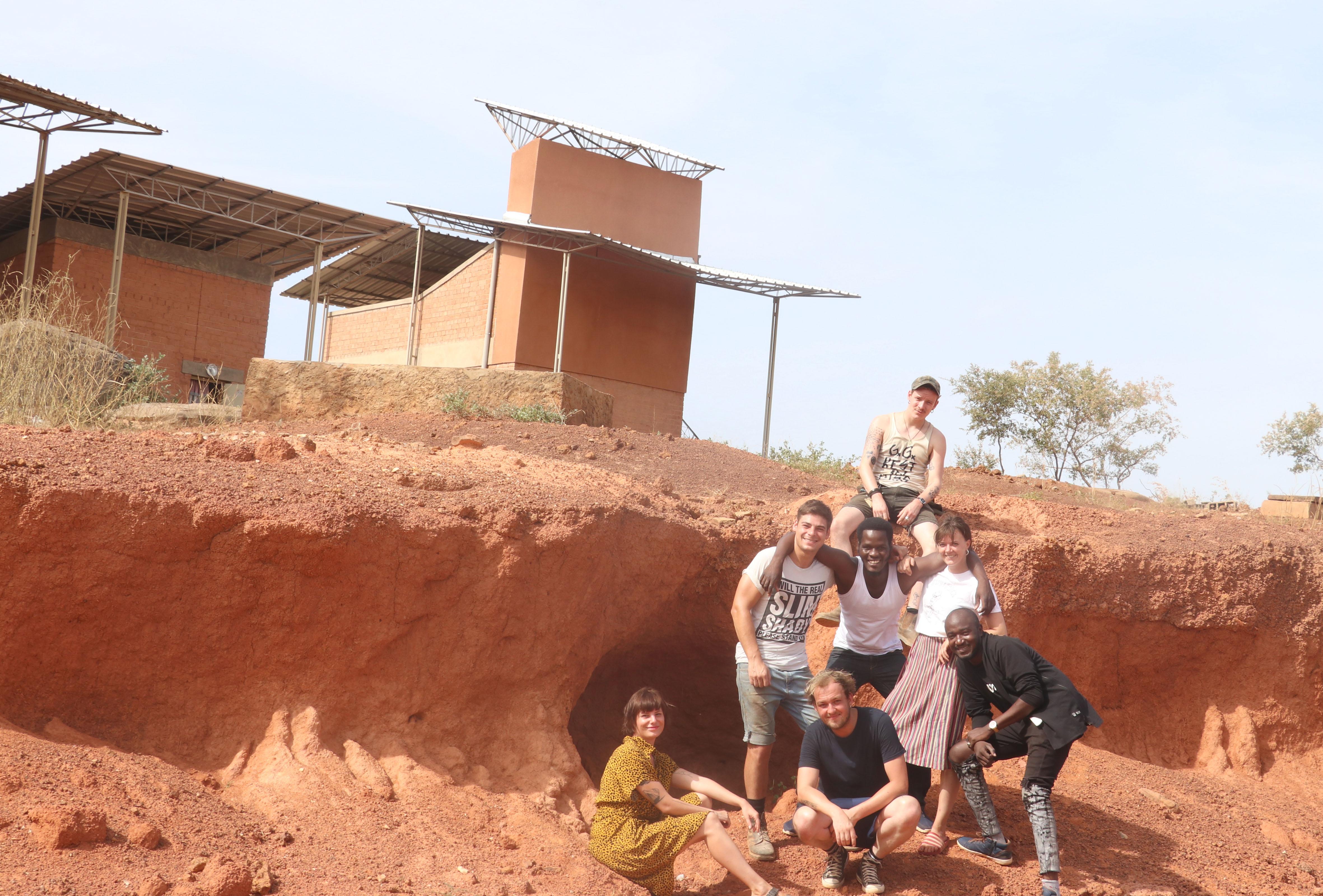 Fabian Hub, Hub, Village Opera, Operndorf Afrika, Yannick Riemer, Lisa Braun, Zonathan Dembele, Raphael Dembele, Raph B, Greta Wildhage, Magnus Krügere