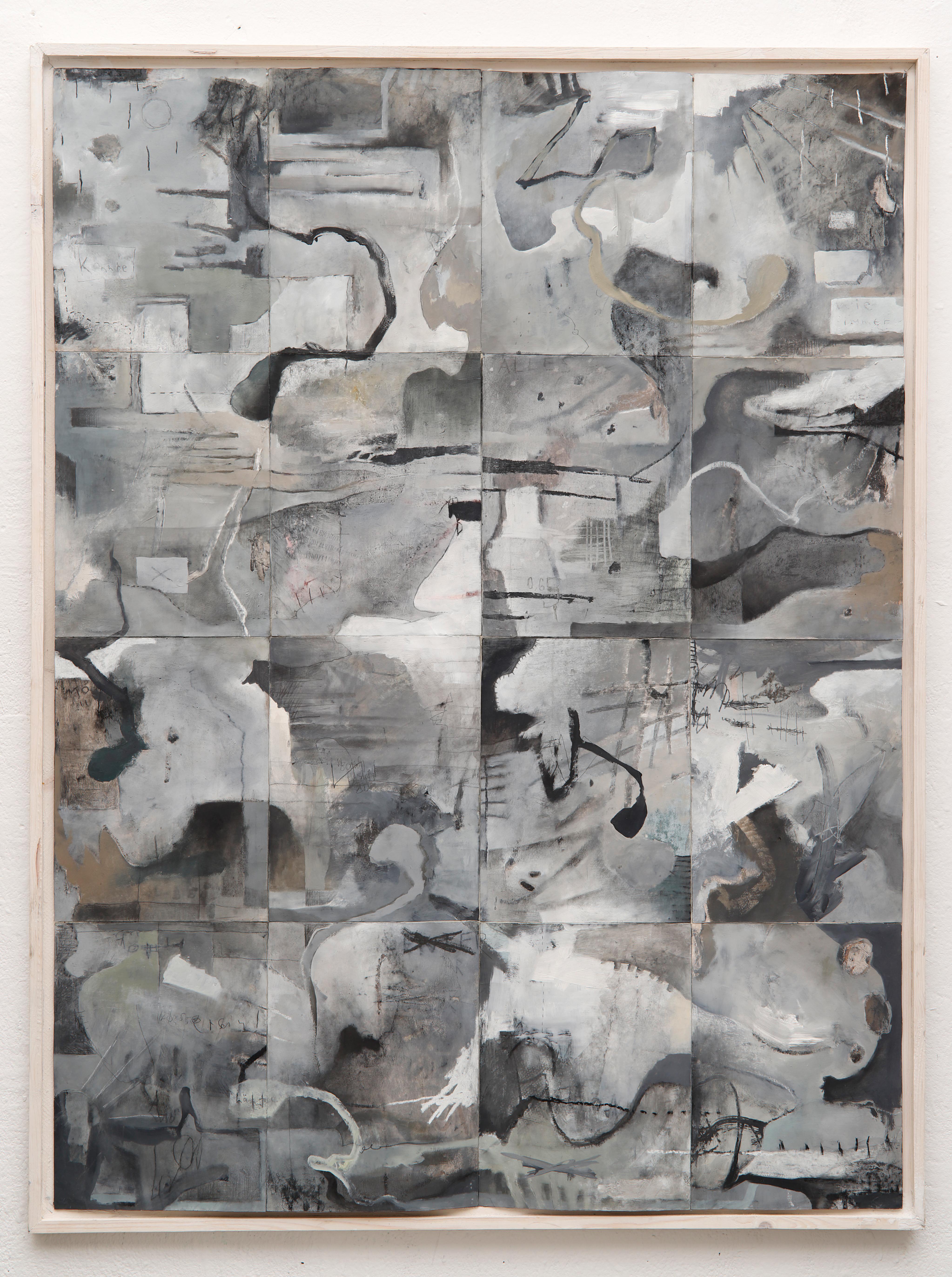 Fabian Hub, fabianhub, Hub, Berlin, Operndorf Afrika, Burkina Faso, painting